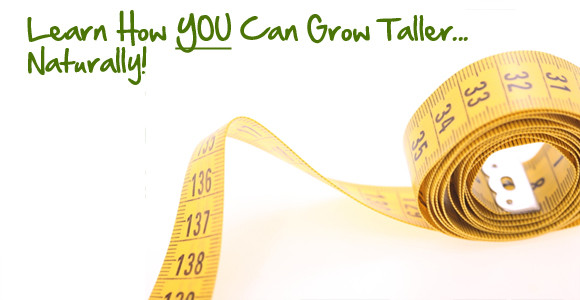 Learn How You Can Grow Taller Without Surgery!