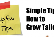 Simple Tips on How to Grow Taller